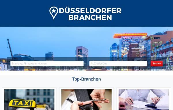 Vorschau von www.branchen-duesseldorf.de, Düsseldorfer Branchen