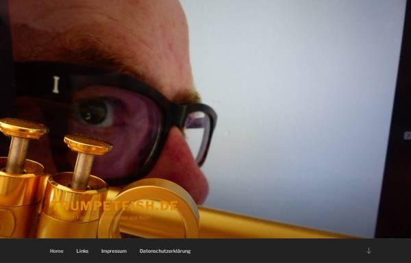 Vorschau von www.trumpetfish.de, Fischer, Christoph