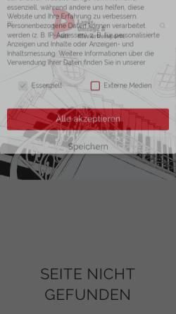 Vorschau der mobilen Webseite www.pati-klaviertransporte.de, Pati Klaviertransporte