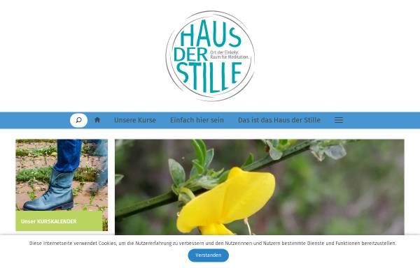 Haus Der Stille Rengsdorf Gesellschaft Rengsdorf Ekir De