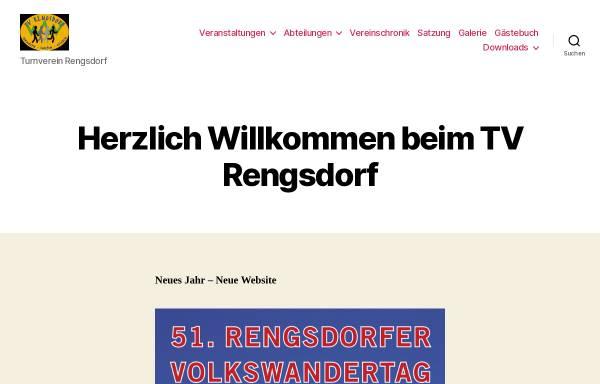 Vorschau von www.tv-rengsdorf.de, Turnverein Rengsdorf