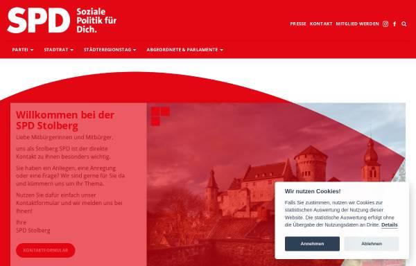 Vorschau von www.spd-stolberg.de, SPD Stolberg