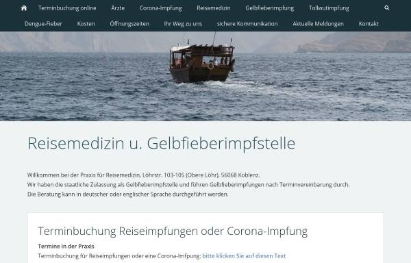 Vorschau von www.doc-k.com, Privatärztliche Gemeinschaftspraxis Köhler