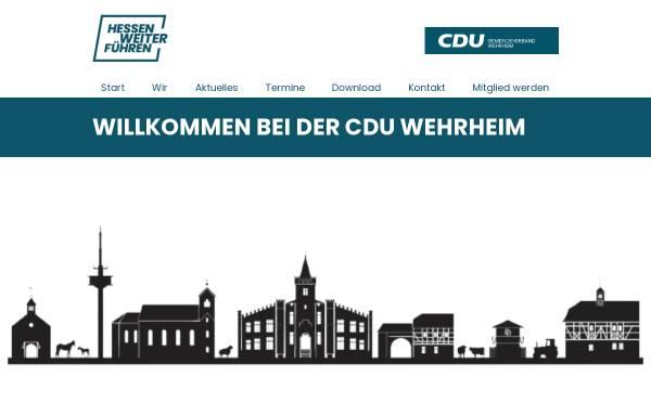 Vorschau von cdu-wehrheim.de, CDU Wehrheim