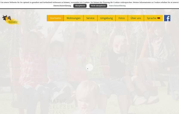Vorschau von www.ferienhof-taunusblick.de, Ferienhof Taunusblick