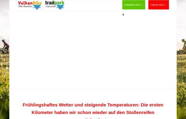 Vorschau von www.vulkanbike.de, Vulkan-Bike Eifel-Marathon
