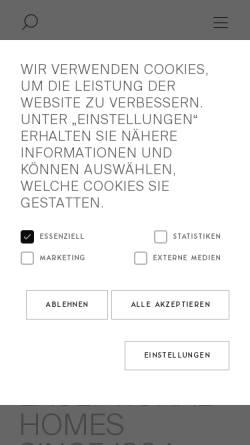 Vorschau der mobilen Webseite www.ralfschmitz.com, Ralf Schmitz, Musik für viele Fälle