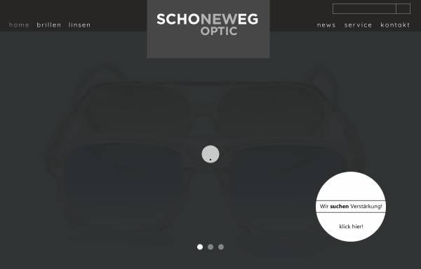 Vorschau von www.schoneweg.de, Schoneweg Optik GmbH
