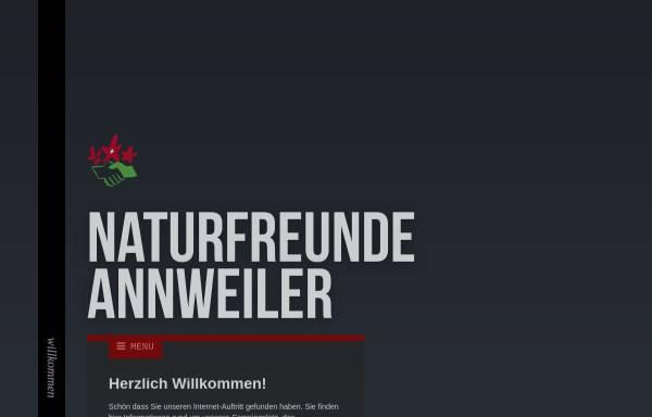 Vorschau von www.naturfreunde-annweiler.de, Naturfreunde Annweiler