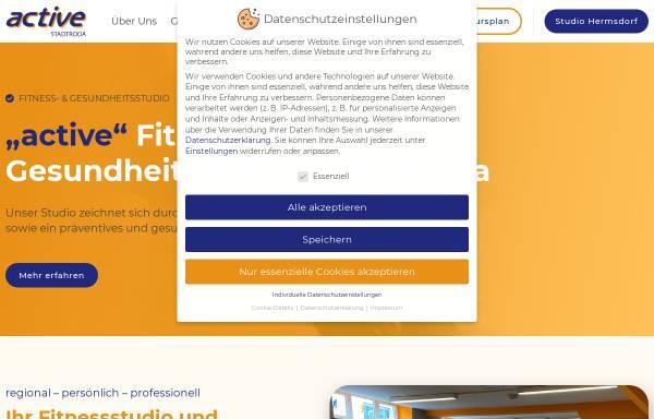 Vorschau von www.stadtroda-active.de,