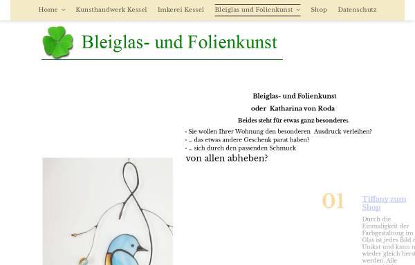 Vorschau von www.bleiglas-folienkunst.de, SKS Bleiglas- und Folienkunst