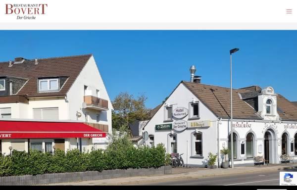 Vorschau von www.haus-bovert.de, Hotel-Restaurant Haus Bovert