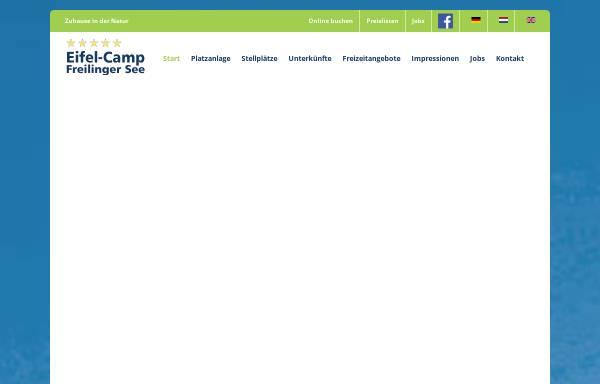Vorschau von www.eifelcamp.com, Eifel-Camp