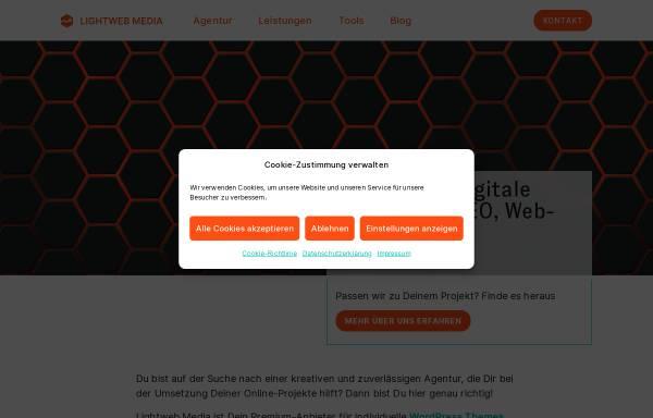Vorschau von www.th-mediendesign.de, TH-Mediendesign, Traude Hahn