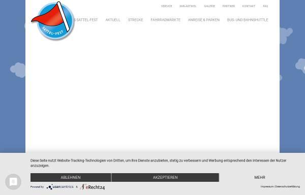 Vorschau von www.sattel-fest.com, Sattel-Fest.de