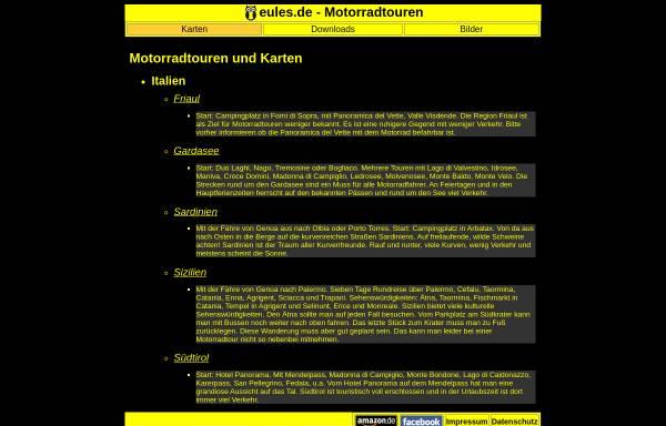 Vorschau von www.motorrad.eules.de, Eules, Martin