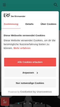 Vorschau der mobilen Webseite www.crosschannel.de, Chrosschannel