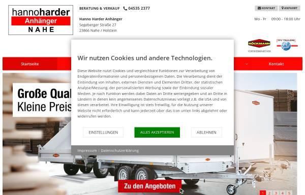 Vorschau von www.ap-nahe.de, Hanno Harder Anhänger