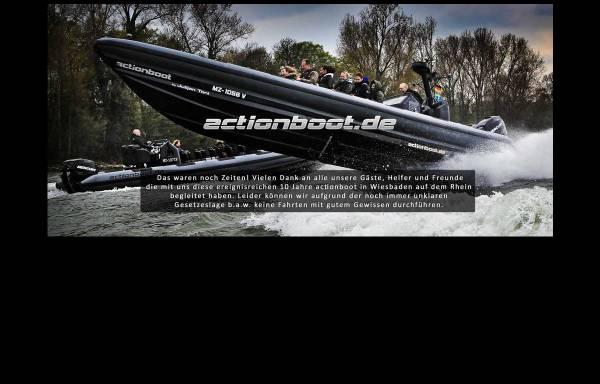 Vorschau von actionboot.de, Actionboot.de GbR