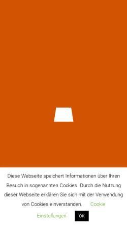 Vorschau der mobilen Webseite www.cafetelia.de, Cafetelia - News aus der Mobilfunk-Welt
