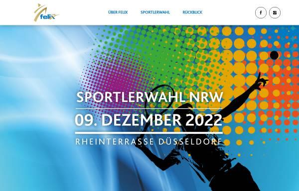 Vorschau von www.nrw-sportlerdesjahres.de, NRW-Sportler des Jahres