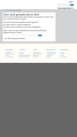 Vorschau der mobilen Webseite user.uni-frankfurt.de, VFMG - Vereinigung der Freunde der Mineralogie und Geologie