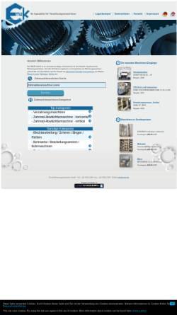 Vorschau der mobilen Webseite www.emuk.de, Emuk Werkzeugmaschinen GmbH