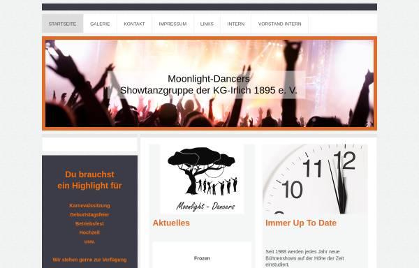 Vorschau von www.moonlight-dancers.com, Moonlight-Dancers Neuwied