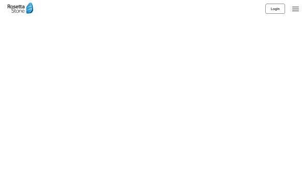 Vorschau von www.rosettastone.com, Rosetta Stone