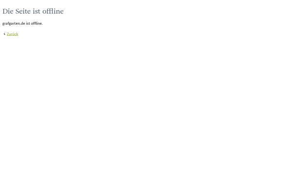 grafgarten, grafgarten: persönliche seiten, garten grafgarten.de, Design ideen