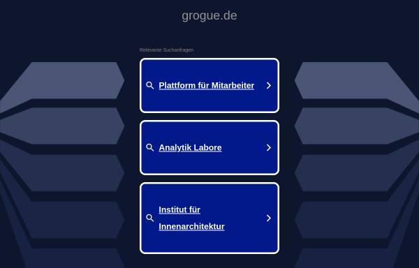 Vorschau von www.grogue.de, Grogue Schnapsbrennerei