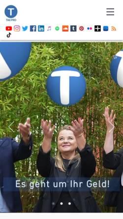Vorschau der mobilen Webseite www.ledererlaw.de, Lederer, Patricia, Kanzlei