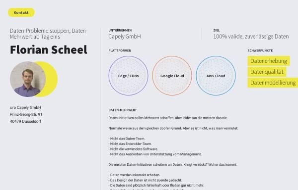 Vorschau von www.handy-heute.de, Handy-heute.de