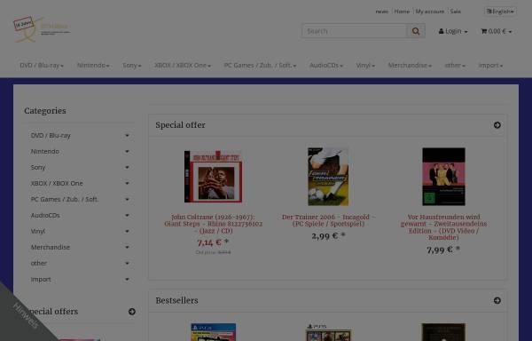 Vorschau von shop.dith-software.de, DITH-Shop, Dipl.-Inform. Thomas Huhn