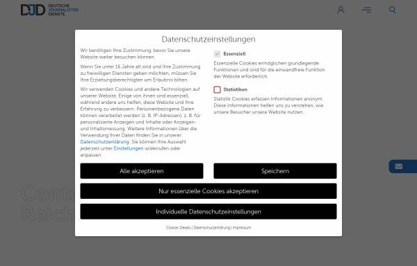 Vorschau von www.djd.de, Djd - deutsche journalisten dienste