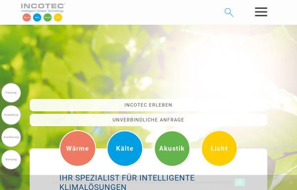 Vorschau von www.incotec-gmbh.de, Incotec GmbH & Co. KG
