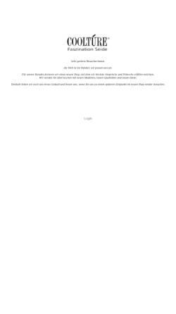 Vorschau der mobilen Webseite www.kimono-seide-shopping.de, Cooltùre Fashion, Reiner Eberwein