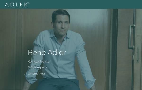Vorschau von www.rene-adler.com, Adler, René