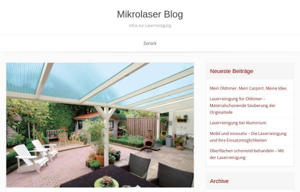 Vorschau von www.mikrolaser-teltow.de, Laser Micro Präzision LMP GmbH