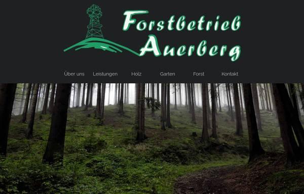 Vorschau von forsttechnik-thiele.de, Forst- und Gartentechnik Udo Thiele