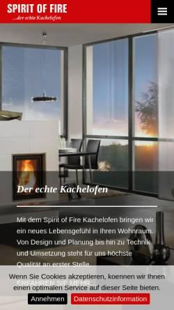 Vorschau der mobilen Webseite www.kipptransporter.at, Scheibelhofer GmbH & Co. KG