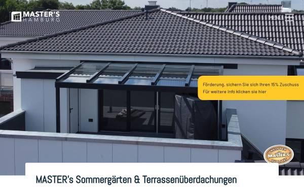 Msk Wintergarten e m c e k in hamburg glasanbauten und überdachungen