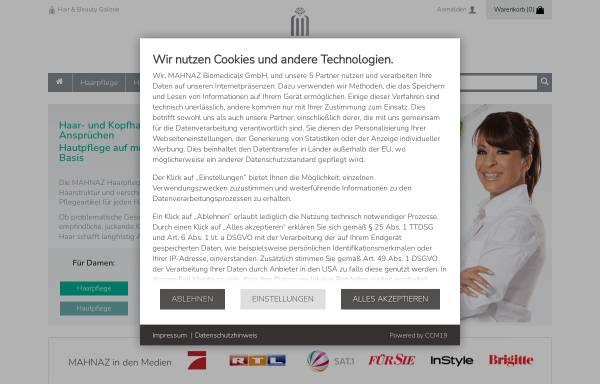 Mahnaz Hair Beauty Galerie Friseure Wellness Und Schönheit Mahnazde