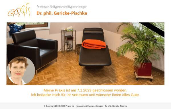 Vorschau von www.dr-gericke-pischke.de, Dr. phil. Gericke-Pischke