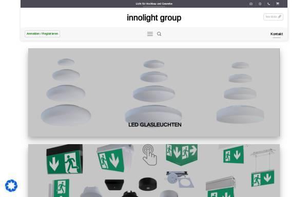Vorschau von www.innolight.ch, Innolight AG