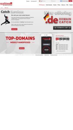 Vorschau der mobilen Webseite www.secondherzog.de, Second Herzog