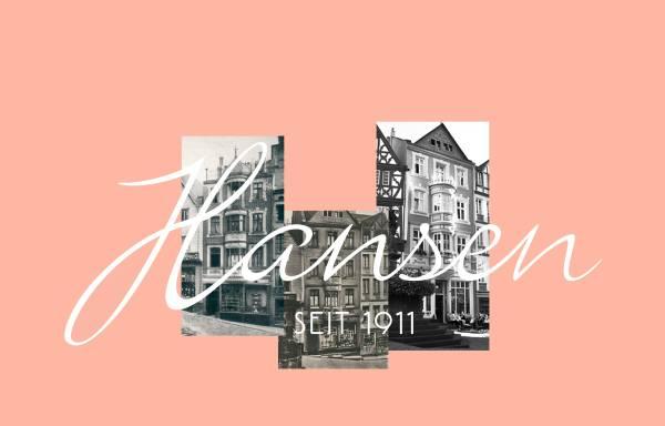 Vorschau von www.cafehansen.de, Cafe Hansen GmbH & Co.KG