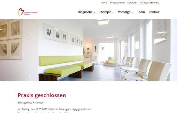 Vorschau von www.gp-wiesenstrasse.de, Gemeinschaftspraxis Wiesenstrasse