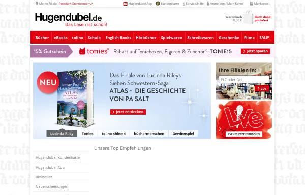 Vorschau von www.hugendubel.de, Heinrich Hugendubel GmbH