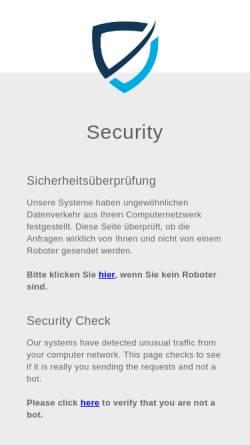 Vorschau der mobilen Webseite www.weltbild.de, Verlagsgruppe Weltbild GmbH
